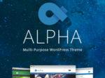 ワードプレステーマ「ALPHA WordPress Theme」を使ってみた感想とレビュー評価